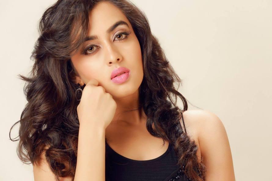 Radhika Joshi is a contestant of Campus Princess 2016