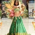 Rajkanya Baruah in National Costume