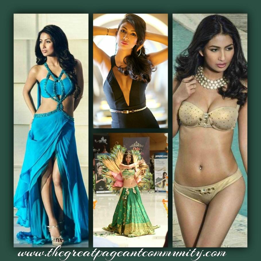 Rajkanya Baruah is one of favorites for Femina Miss India 2016