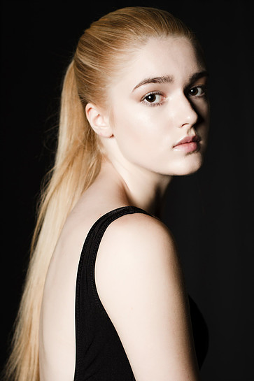 Alisa Manenok is representing Russia at Supermodel International 2016