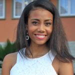 Samira Nicoire is a contestant of Miss Seychelles Another World 2016
