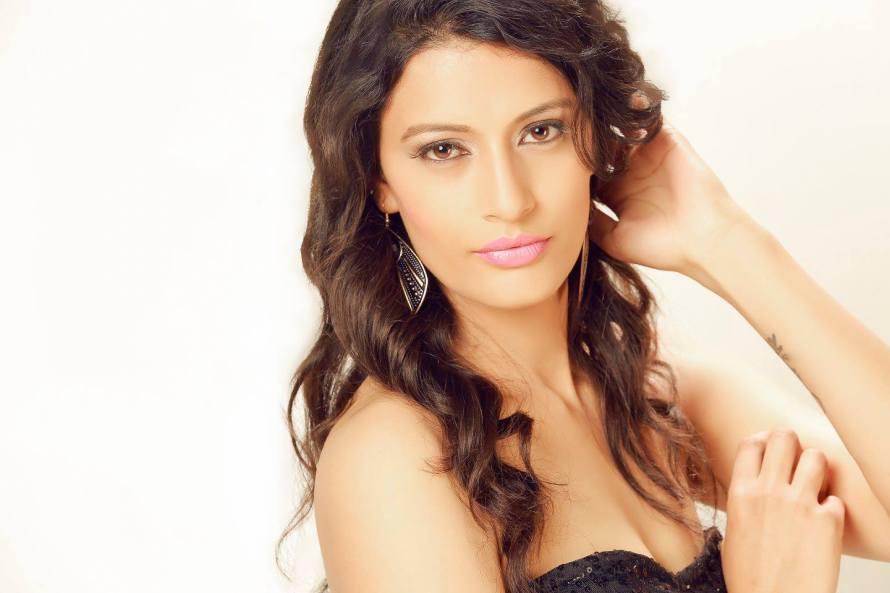 Sheetal Rana is a contestant of Campus Princess 2016