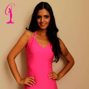 Sophia Cossio is a contestant of Miss Peru 2016