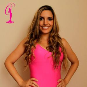 Stephanie Quimper is a contestant of Miss Peru 2016