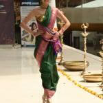 Vaishnavi Patwardhan in National Costume