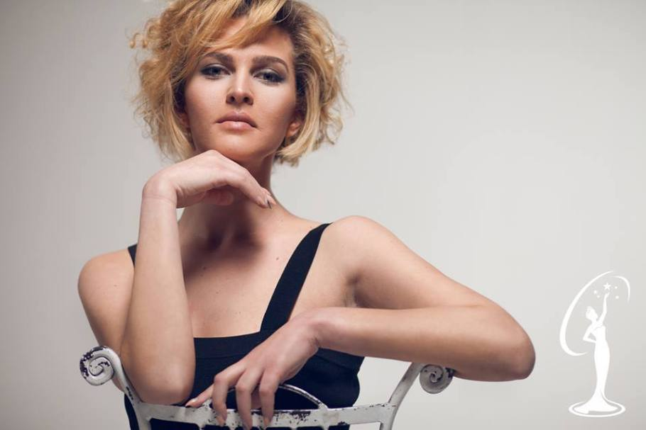 Manjola Gaxiri is a contestant of Miss Universe Albania 2016