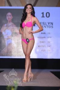 Binibini #10- Jeslyn Santos