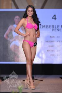 Binibini #4-Kimberle Mae Penchon