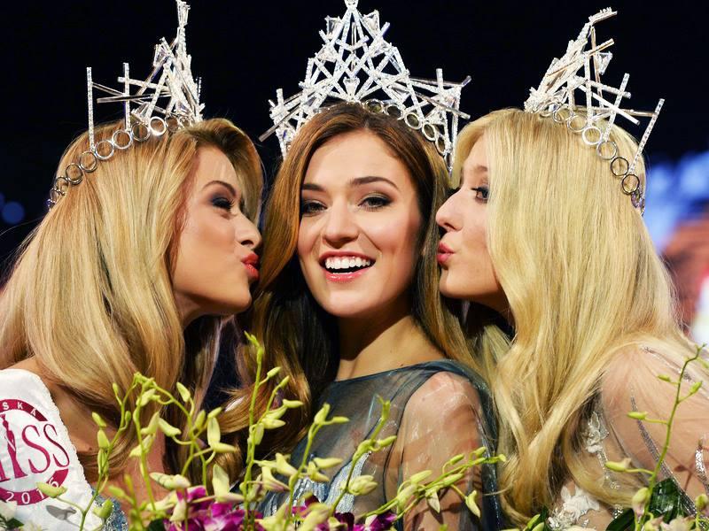 Andrea Bezděková is Česká Miss 2016