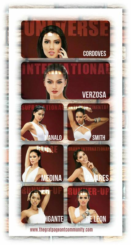 Binibining Pilipinas 2016 Hotpicks