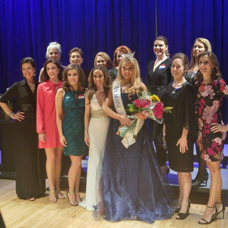 Marybeth Noonan will represent Maine at Miss MAerica 2017 pageant