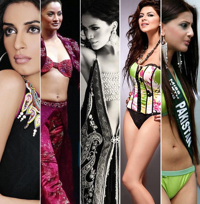 Bikini beauties of pakistan