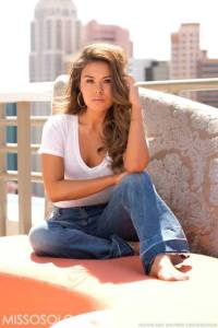 Miss Washington USA 2016, Kelsey Schmidt