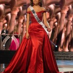 Tiffany Teixeira, Miss Connecticut USA competes during the evening gown competition at Miss USA 2016 preliminary show
