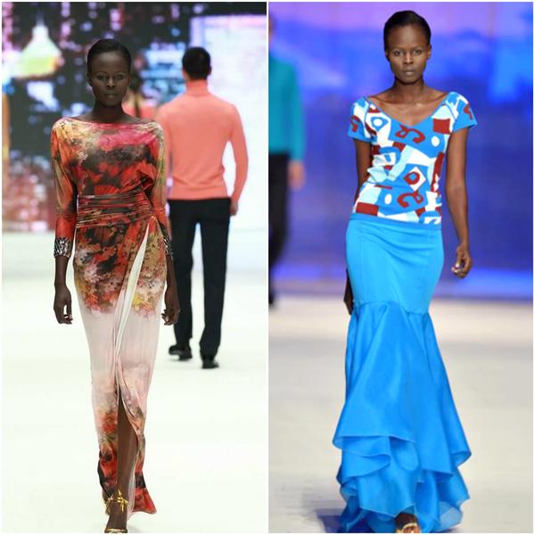 Atong Demach, Miss World South Sudan 2012