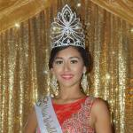 Iris Salguero will represent Belize at Miss World 2016