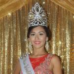 Iris Salguero will represent Belize at Miss World 2016