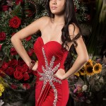 Melania González will represent Costa Rica at Miss World 2016