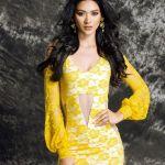 Mirka Cabrera will represent Ecuador at Miss World 2016