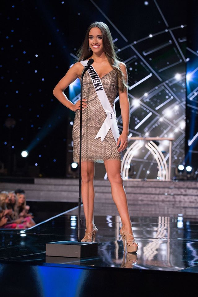 Kyle Hornback, Miss Kentucky USA 2016 is one of our favorite to win Miss USA 2016 pageant in Miss USA Final Hotpicks