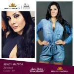 Sendy Kelly is representing PANTANAL - MT at Miss Mundo Brasil 2016