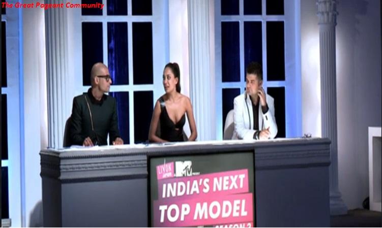 India's Next Top Model Season 2 Episode 1 – The Great