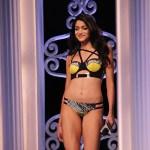 Priya Banerjee in India's Next Top Model Season 2