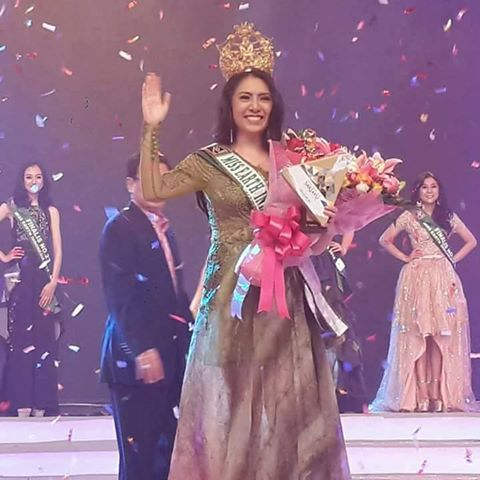 Luisa Andrea Soemitha Miss Earth Indonesia 2016