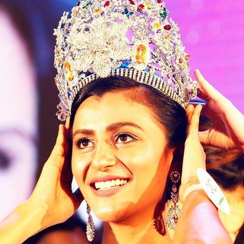 Venisa Judah Miss Malaysia Earth