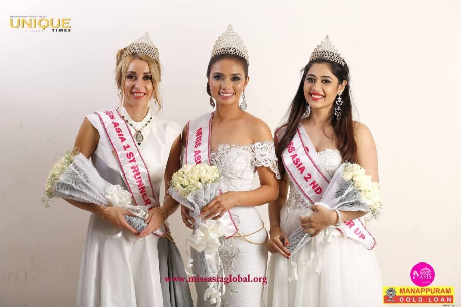 Trixia Maraña of Philippines MISS ASIA 2016