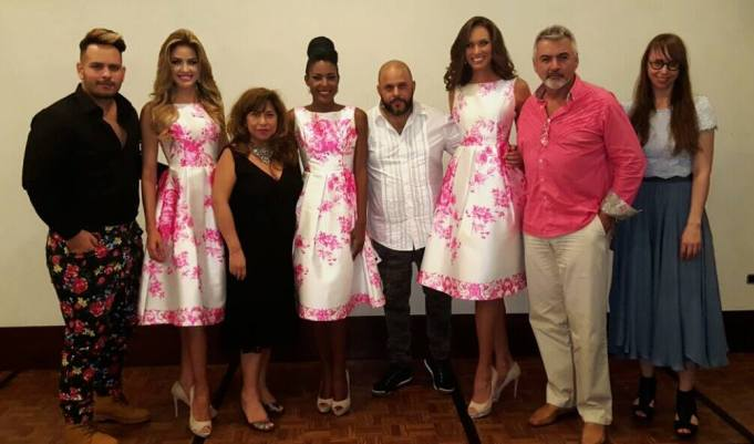 Chimay Ramos is Miss Grand Aruba 2016