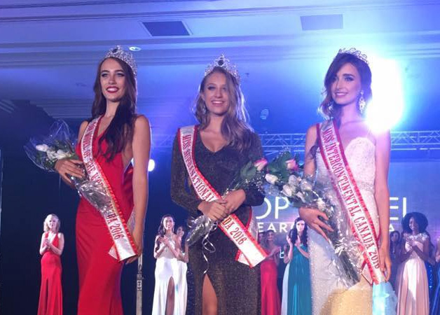 Hannah Berkowitz is Miss Supranational Canada 2016