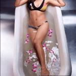 Heena Bhalla in Swimsuit, Miss Diva 2016 Swimsuit