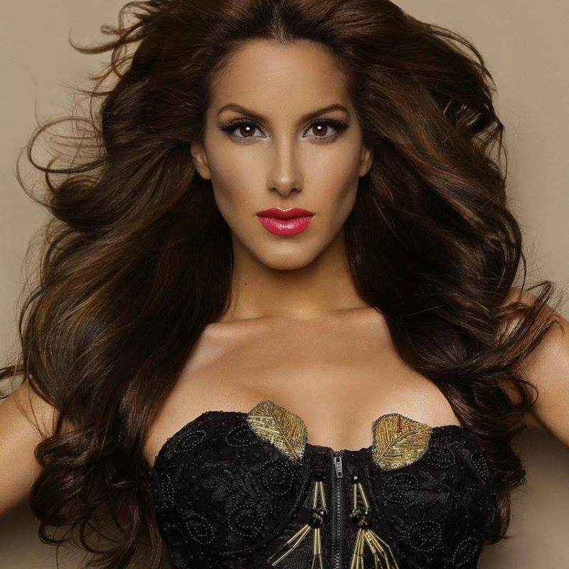 Virginia Hernandez is Miss Earth Panama 2016