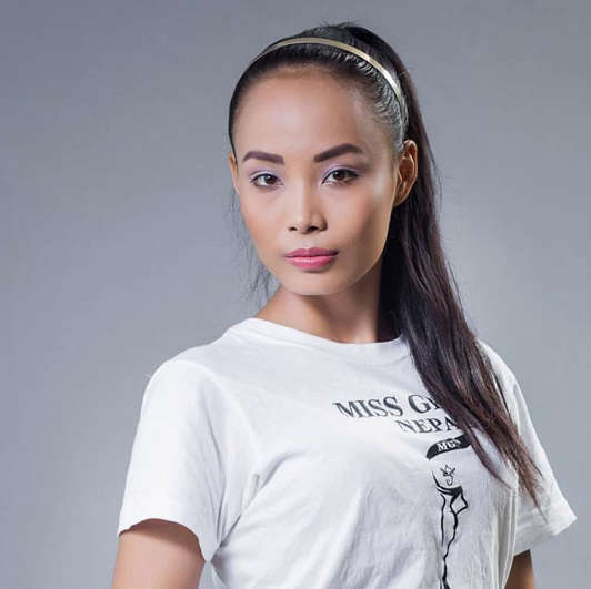 Zeenus Lama crowned Miss Grand Nepal 2016