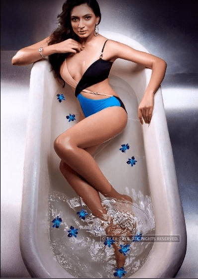 Roshmitha Harimurthy in Swimsuit, Miss Diva 2016 Swimsuit