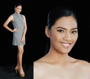 Shaina Sazon,is one of the Miss World Philippines 2016 Contestants