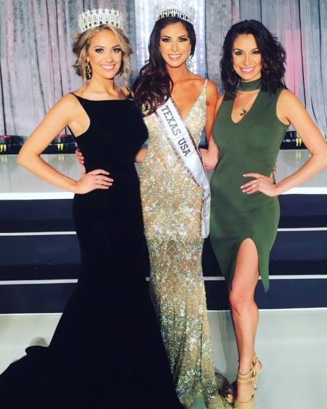Nancy Gonzalez,Miss Kemah USA 2017 won Miss TExas USA 2017 she will represent Texas at Miss USA 2017