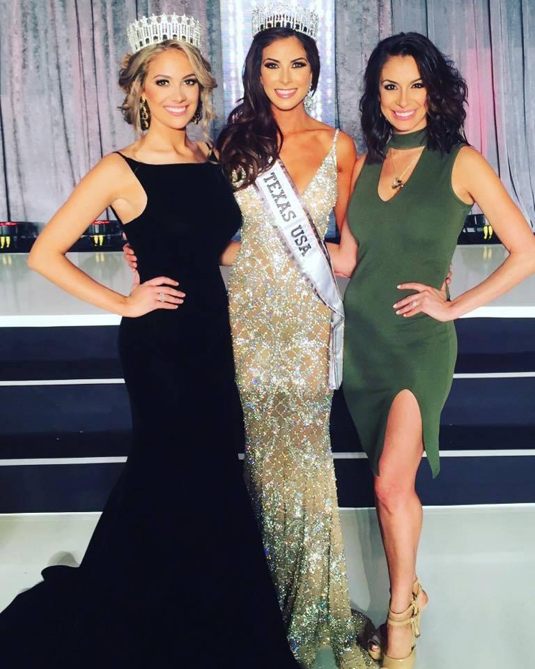 Nancy Gonzalez,Miss Kemah USA 2017 won Miss TExas USA 2017 she will represent Texas at Miss USA 2017