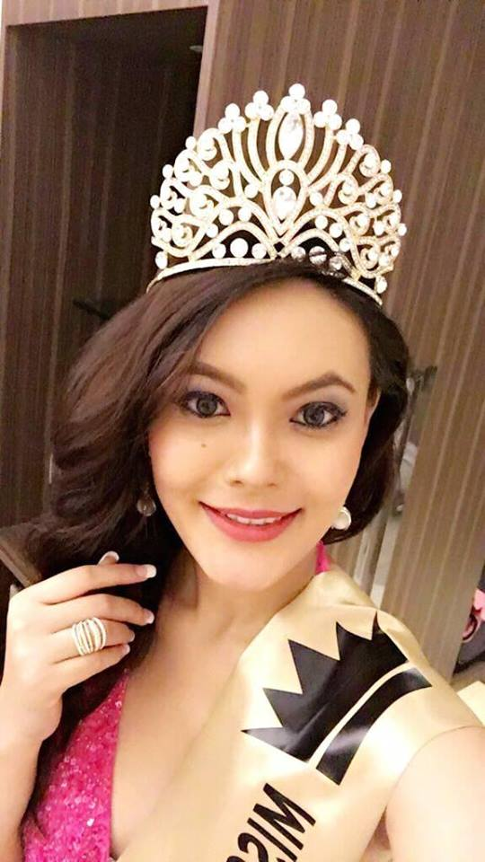 Rewati Chetri  from Assam won Senorita India 2016 she will represent India at Miss International 2016 pageant