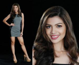 Marah Munoz,is one of the Miss World Philippines 2016 Contestants