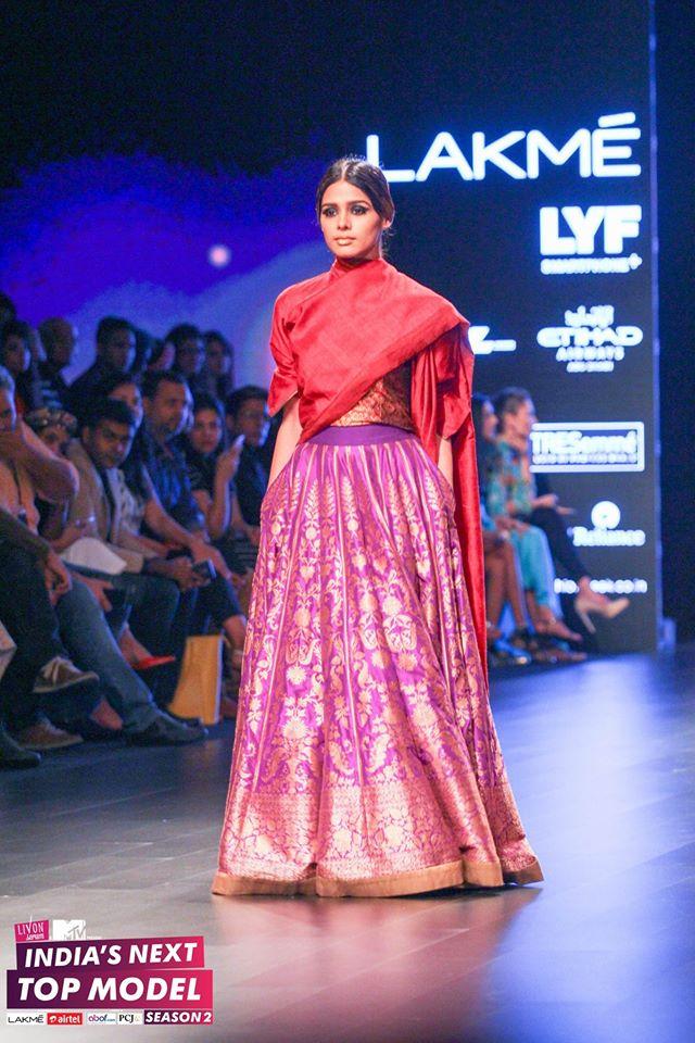 Pranati Prakash Rai is India's Next Top Model Season 2 Winner