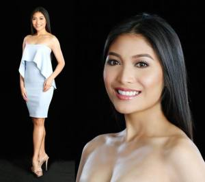 Arienne Calingua,is one of the Miss World Philippines 2016 Contestants