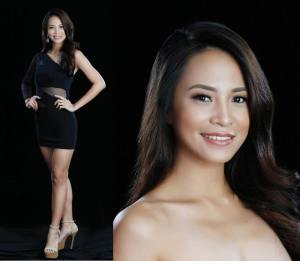Sarah Joson,is one of the Miss World Philippines 2016 Contestants