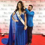 Tania Nunes,Miss Aruba is one of the Miss International 2016 contestants