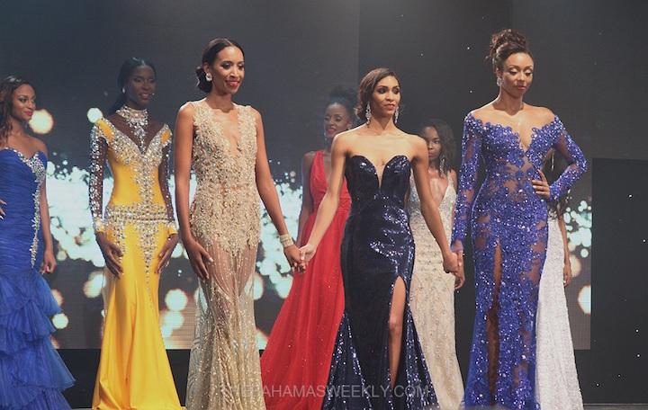 Cherell Williamson wins Miss Universe Bahamas 2016