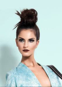Yona Van Puyvelde is representing Belgium at Miss United Continents 2016