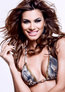 Taynara Gargantini is representing Brazil at Miss United Continents 2016