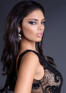 Navidad Leiva is representing Chile at Miss United Continents 2016
