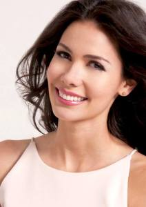 Ana María Landaeta Gordillo is representing Colombia ay Miss United Continents 2016